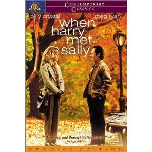 when harry met sally rare promo press still meg ryan billy crystal hot car intro dvd release dvd cover promo poster