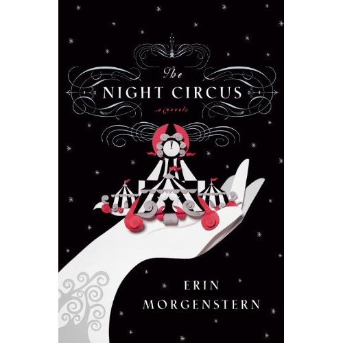 The Night Circus by Erin Morgenstern rare book cover hot promo novel rare