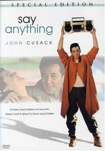 the rain on my car is a baptism quote from say anything say anything... rare promo poster one sheet artwork soundtrack promo poster flat jon cusak ione sky hot