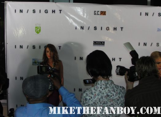 natalie zea on the red carpet at the prelease screening premiere of insight in hollywood justified californication hot sexy natalie zea