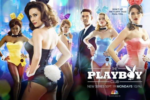 nbc's new series the playboy club starring eddie cibrion hot and sexy playboy bunnies rare promo