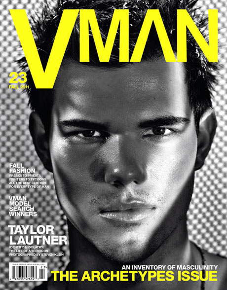 taylor lautner on the cover of v man magazine september 2011 rare hot magazine cover rare promo sexy muscletaylor lautner sexy and brooding on the cover of V Man magazine september 2011 hot sweaty rare promo abduction twilight breaking dawn rare promo