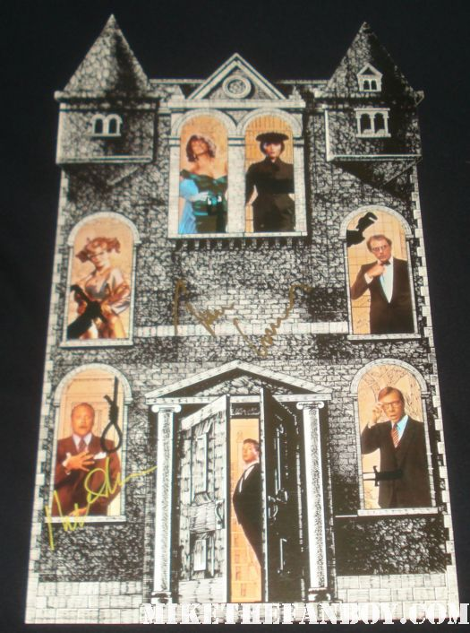 clue the movie rare promo mobile hanging display from 1984 signed autograph martin mull tim curry lesley ann warren eileen brennan christopher lloyd michael mckean