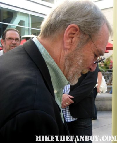 Martin mull signing autographs for fans at the and they're off movie premiere mad men desperate housewives and they're off... red carpet premiere martin mull laura san giacomo mark moses sean astin rare promo clue: the movie roseanne two and a half men
