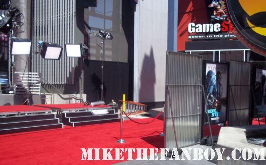 The Real Steel US World Premiere Hugh Jackman Dakota Goyo Evangeline Lilly Anthonie Mackie