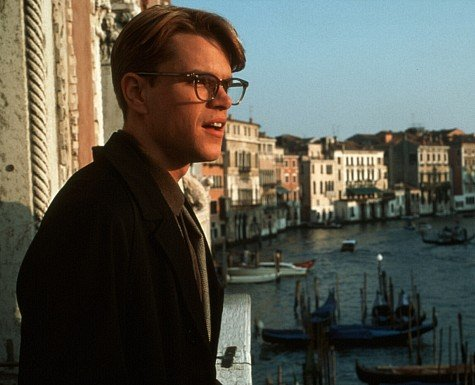 Talented_Mr_Ripley rare press promo still hot sexy rare beach shirtless promo photo good will hunting adjustment bureau