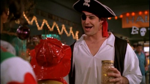 pirate xander in buffy the vampire slayer halloween episode all the way nicholas brendon rare promo hot buffy the vampire slayer halloween