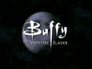 300px-Buffy-titlecard buffy the vampire slayer logo title card rare promo Buffy the vampire slayer  season 2 credit photo title card joss whedon sarah michelle gellar rare season 7 promo photo shoot entertainment weekly buffy quits promo cover shoot