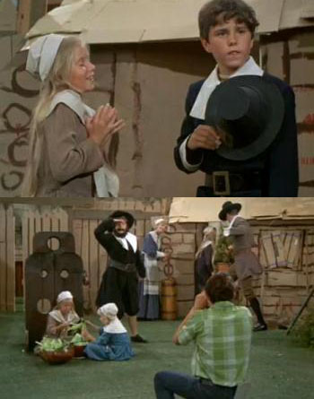 the brady bunch thanksgiving episode classic television pagent susan olson florence handerson