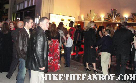 the red carpet at paul sorvino sings at the saban theatre rare red carpet mira sorvino