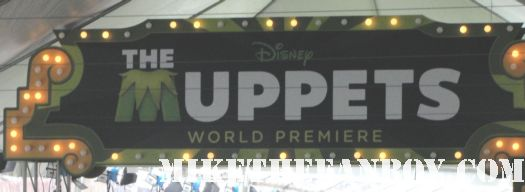 The Muppets World Movie Premiere! Jason Segel! Amy Adams! Chris Cooper! Anthony Hopkins! Rico Rodriguez! Rashida Jones! Alyson Hannigan! Neil Patrick Harris!
