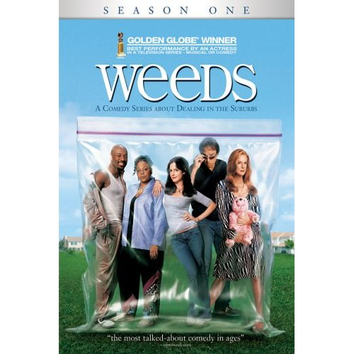 weeds season 1 rare promo poster mary louise parker showtime series hot rare promo