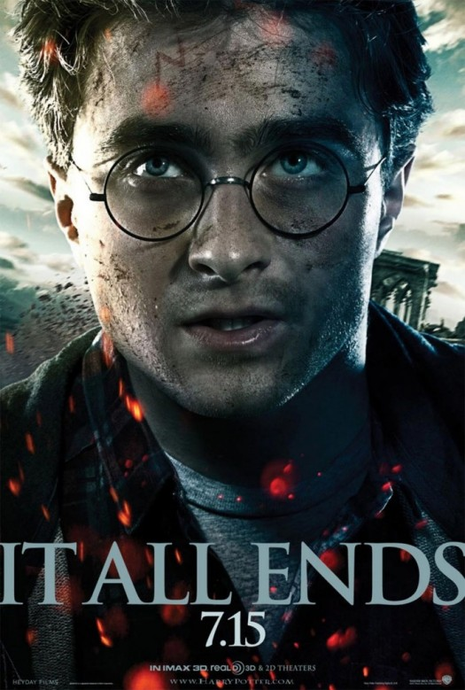 Harry_Potter_and_the_Deathly_Hallows_Part_2 rare daniel radcliffe individual promo poster hot sexy rare dancer potter more pottermore dance rare
