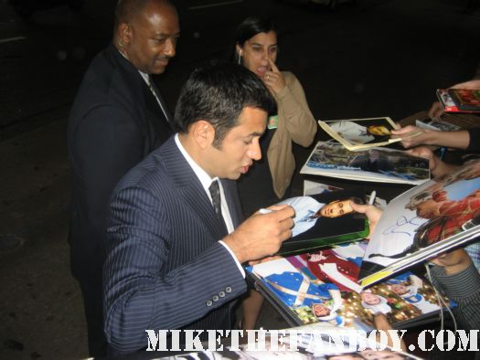 A Very Harold & Kumar 3D Christmas Premiere Kal Penn signed autograph hot sexy Kumar rare promo signed poster hot sexy rare