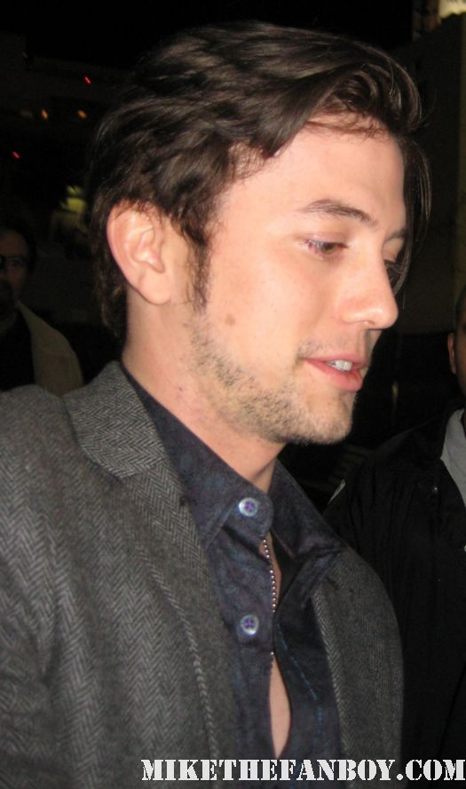 Jackson Rathbone, Jasper Hale himself signing autographs for fans outside a talk show taping promoting twilight breaking dawn part 1