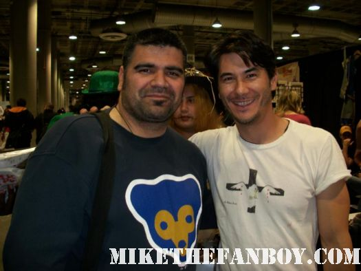 James Duval from Donnie Darko at comikaze expo 2011 in downtown los angeles