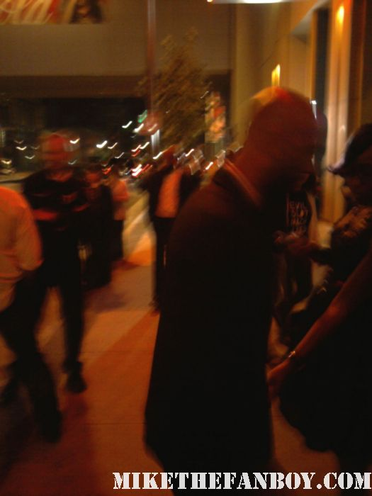 common signed autographs at hell on wheels world movie premiere amc los angeles rare promo