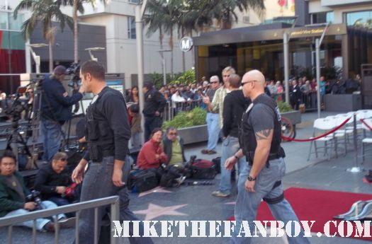 shakira's walk of fame star ceremony on hollywood blvd rare hot sexy shakira promo rare signed autograph