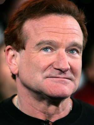 Robin-Williams rare promo press still dead poets society one hour photo hot rare broadway