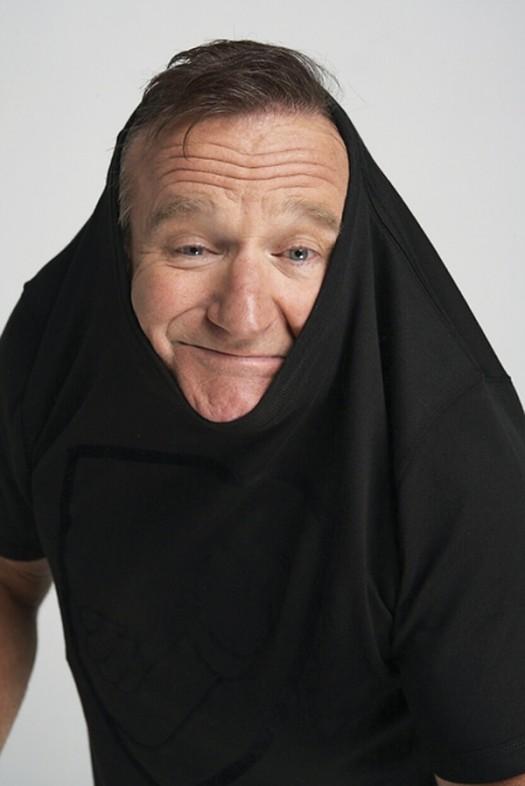 robin williams rare comedy headshot promo press still photo one hour photo dead poets society