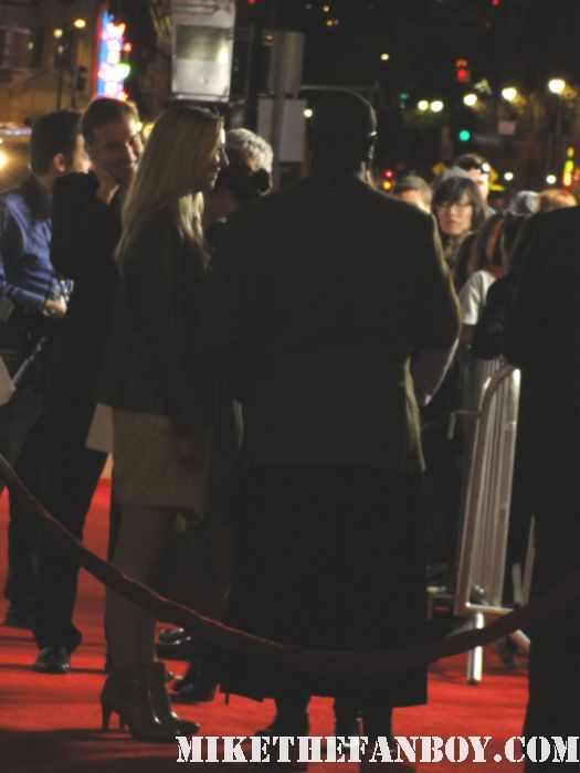 shame director steven mcqueen michael fassbender signs autographs for fans at AFI's screening of shame rare promo hot sexy michael fassbender magneto