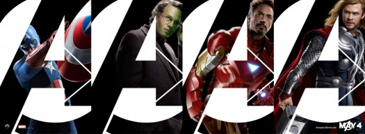 avengers_ver2_xlg individual character poster banner mark ruffalo robert downey jr chris evans chris hemsworth