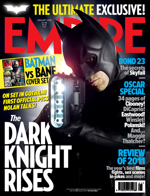 rare empire magazine batman dark knight rises promo christian bale magazine cover promo rare christian bale batman promo still christian bale hot sexy