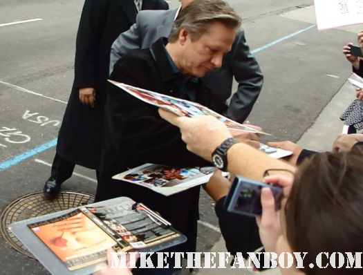 chris cooper signing autographs at the muppets world movie premiere The Muppets World Movie Premiere! Jason Segel! Amy Adams! Chris Cooper! Anthony Hopkins! Rico Rodriguez! Rashida Jones! Alyson Hannigan! Neil Patrick Harris!