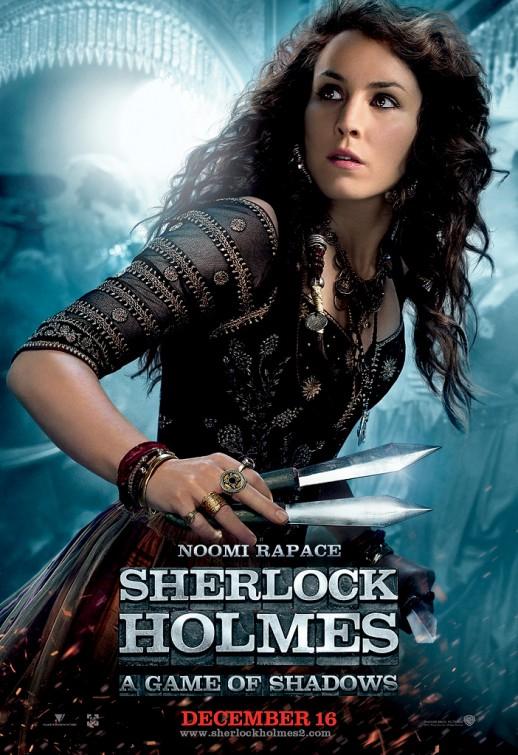 sherlock_holmes_a_game_of_shadows noomi rapace hot sexy individual promo action individual character poster promo sim