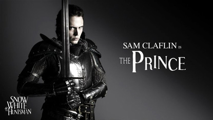 snow white and the huntsman sam claflin press promo still hot sexy  rare shirtless hot muscle damn fine