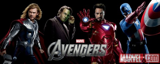 The Avengers international character banner posters iron man black widow thor The Hulk Chris Hemsworth Robert Downey Jr Mark Ruffalo