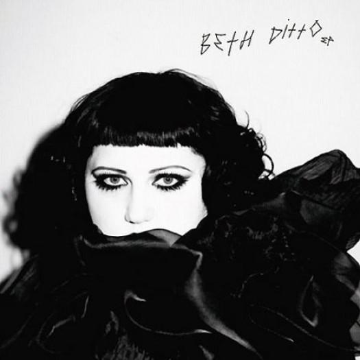 Beth-Ditto Beth Ditto – I Wrote the Book rare cd single promo cover artwork rare promo