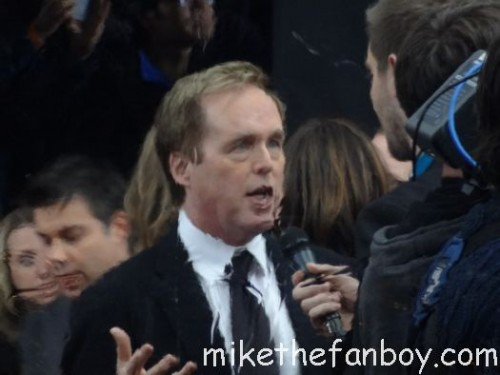 brad bird director of the incredibles arriving to the paula patton arriving to the the mission impossible ghost protocol 4 world movie premiere in new york city rare tom cruise