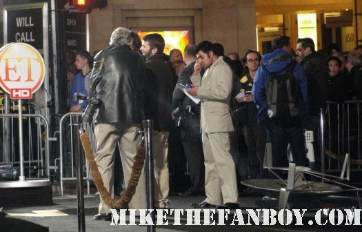 New Years Eve World Movie Premiere! With Ashton Kutcher! Katherine Heigl! Michelle Pfeiffer! Josh Duhamel! Joey McIntyre! Hilary Swank! Lea Michele! Sofía Vergara! Zac Efron! Abigail Breslin!