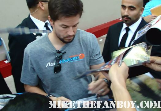 Marky-Mark-Wahlberg-signing-autographs-for-fans-at-a-talk-show-taping calvin klein hot sexy shirtless damn fine fuckable