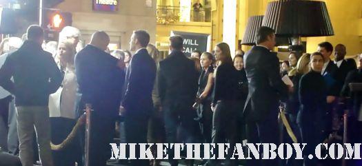 joey mcintype arriving  at New Years Eve World Movie Premiere! With Ashton Kutcher! Katherine Heigl! Michelle Pfeiffer! Josh Duhamel! Joey McIntyre! Hilary Swank! Lea Michele! Sofía Vergara! Zac Efron! Abigail Breslin!