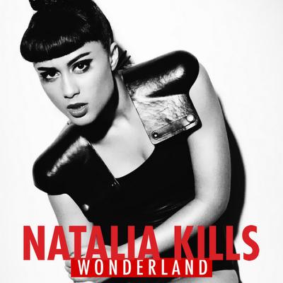 Wonderland - Natalia Kills Natalia Kills – Wonderland rare cd single promo cover artwork hot sexy rare promo