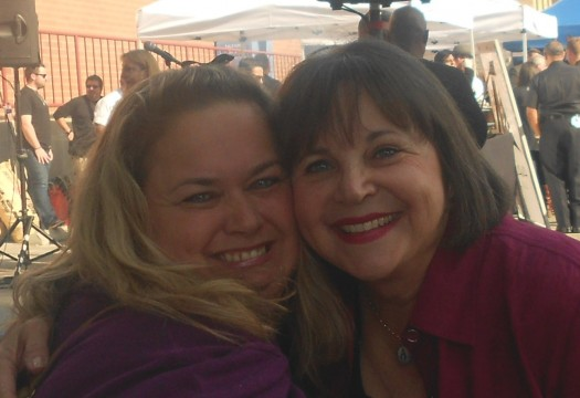 pretty in pinky from mike the fanboy with laverne and shirley star ms. cindy williams hot sexy rare