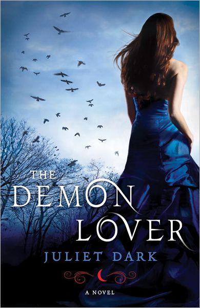 the demon lover by juliet dark rare cover art novel review promo hot sexy demon love hot rare promo