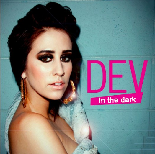 dev Dev – In the Dark rare cd single artwork cover rare promo poster cd single cover album cover