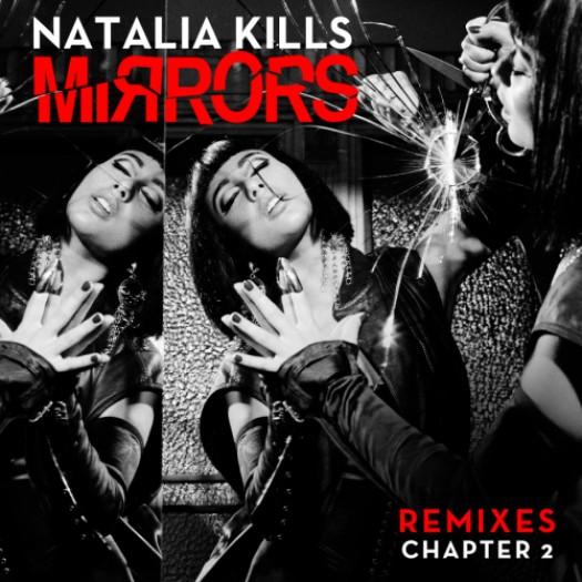 Natalia Kills – Mirrors rare cd single promo artwork promo cd cover rare hot sexy rare