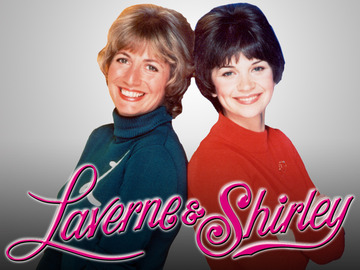 laverne-and-shirley rare logo press promo still penny marshall cindy williams rare hot 1980s duo happy days spin off