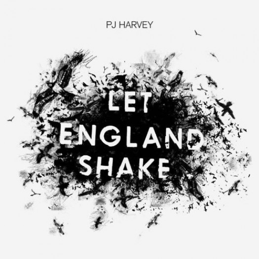 let_england_shake PJ Harvey – Let England Shake rare promo cd single artwork promo cd cover rare