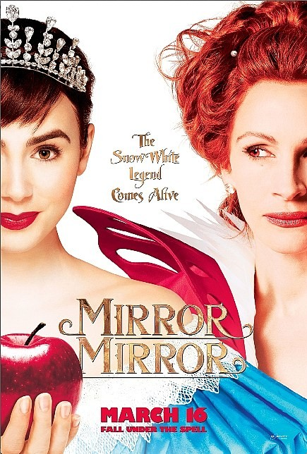 mirror_mirror rare teaser one sheet movie poster julia roberts evil queen rare promo poster hot sexy pretty woman