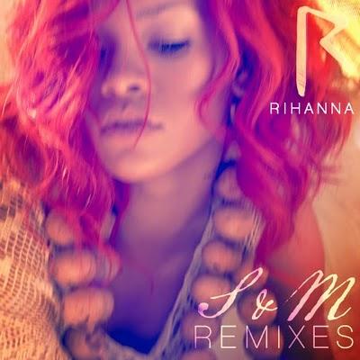 Rhianna – S & M (Dave Aude Club Mix) rare promo cd single cover artwork promo hot sexy s and m cd single cover artwork