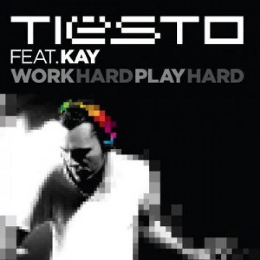 tiesto_ft._kay-work_hard_play_hard. Tiesto feat. Kay – Work Hard, Play Hard rare cd single artwork rare promo cd artwork cover