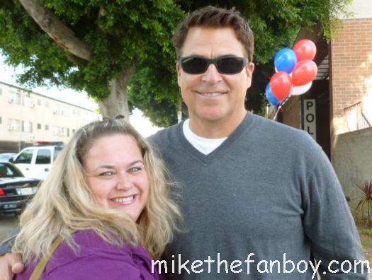 mike the fanboy's pretty in pinky with happy days love boat hope and faith married... with children star ted mcginley