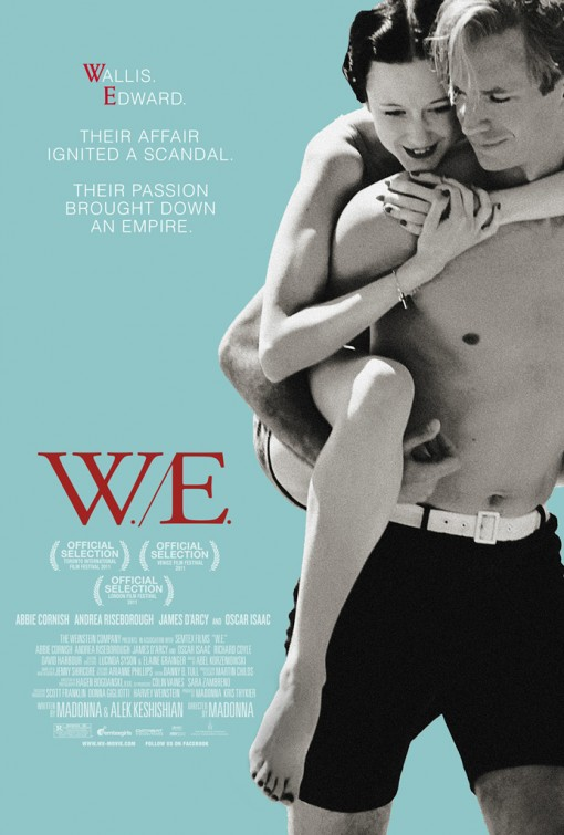 we w.e. rare one sheet promo poster madonna directed promo one sheet movie poster hot sexy shirtless image promo poster