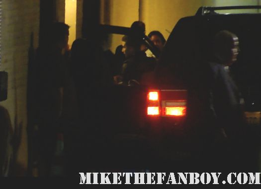 jersey shore guys pauley d ronnie the situation arriving to tape jimmy kimmel live to promote pan am on abc