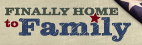 finally home to family military family rare promo logo title link military families